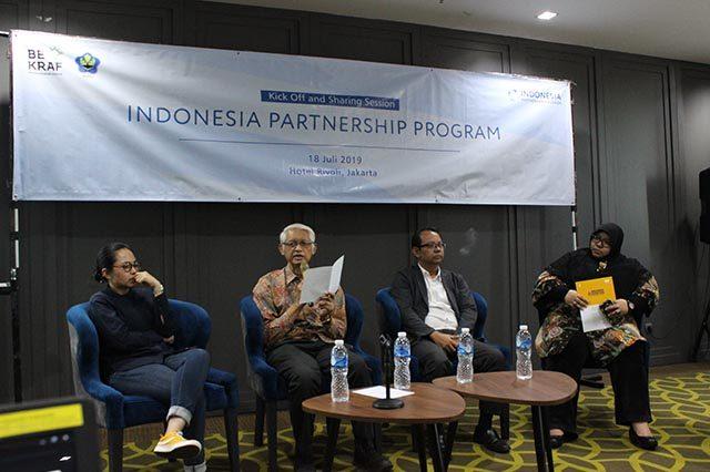 Ikapi Held Sharing Session on Licensing