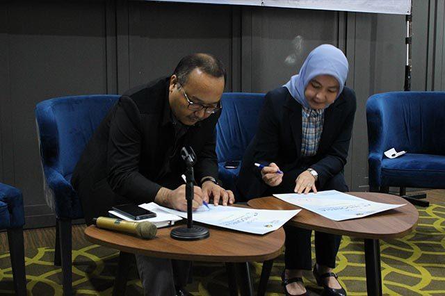 "Ikapi and Bekraf Launch ""Indonesia Partnership Program"""
